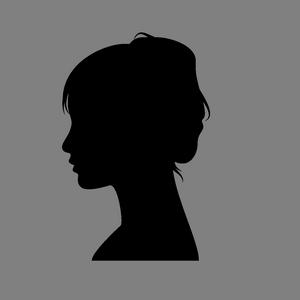 女性のプロフィール画像